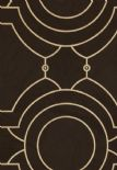 Neo Royal Marcel Wanders Wallpaper 218636 Pavilion Black & Gold By BN Wallcoverings For Tektura